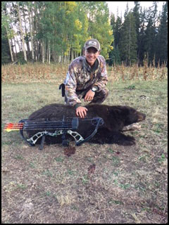 Tenderfoot Bear Hunts 2017