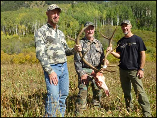 Drop Camp with Tenderfoot Outfitters