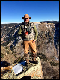 Levi Dick, Gunnison Colorado Hunting Guide